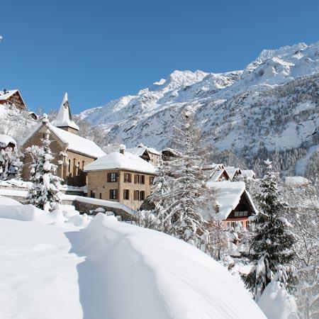 village-de-vaujany